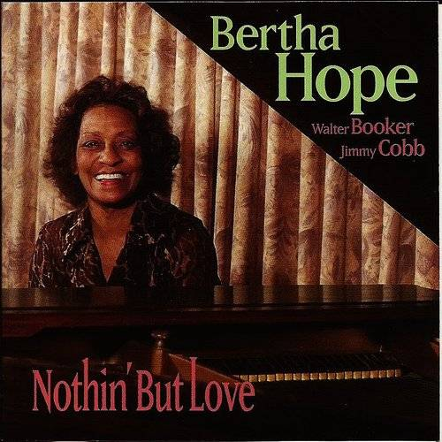 Cover of the Bertha Hope album Nothin' but Love