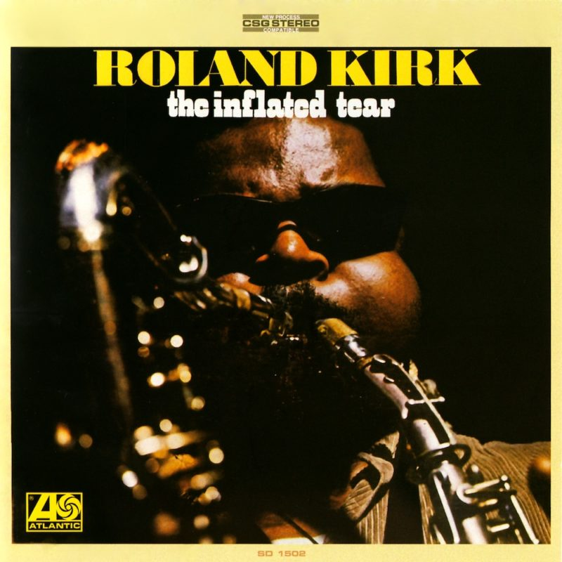 Cover of Roland Kirk album
