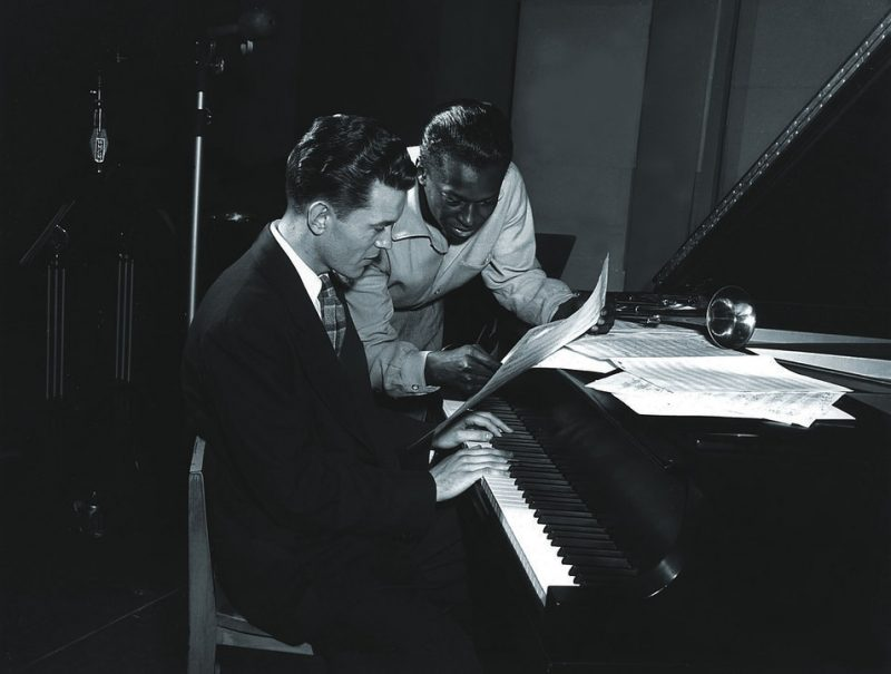 With Al Haig, Capitol Records, New York, NY 1949