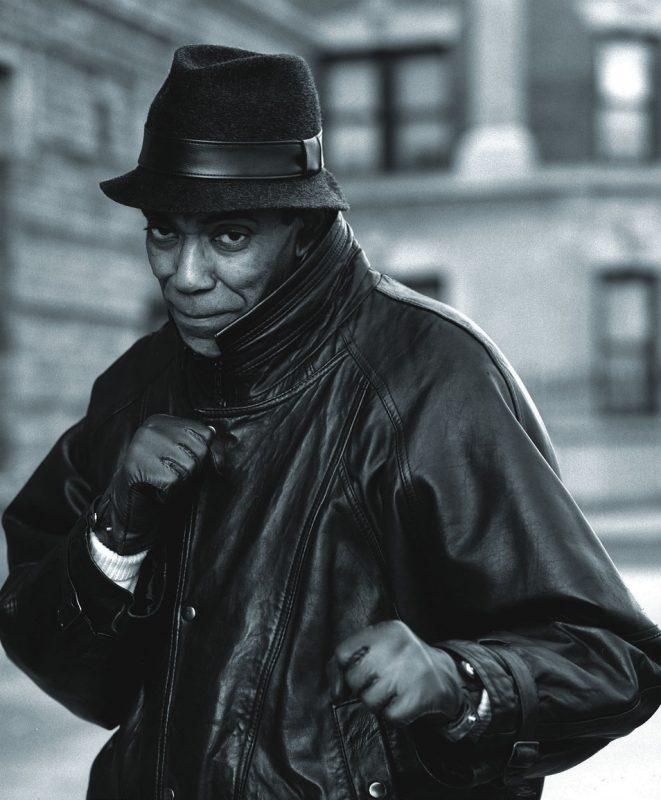 Arthur Taylor, New York City 1991