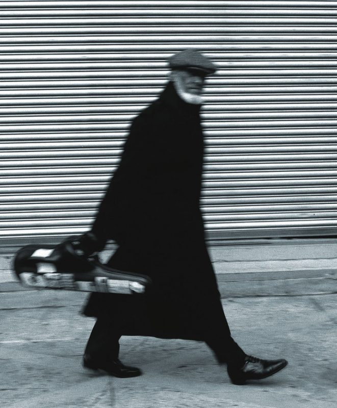 Sonny Rollins, New York City 1998