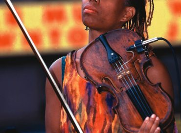 Regina Carter:  Jazz Intuition