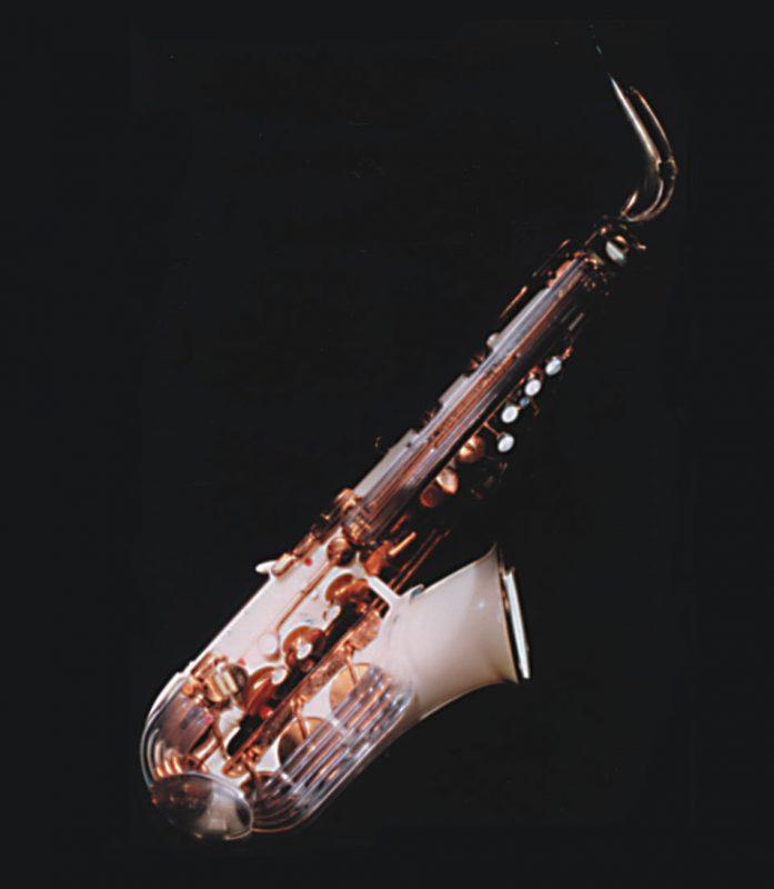 Charlie Parker's Grafton Alto Sax