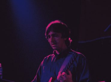 Allan Holdsworth: One Man of 'Trane