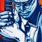 illustration of Bill Frisell image 0
