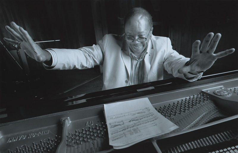 Quincy Jones will perform at the Montreux Jazz Festival