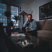 Ramsey Lewis at home image 0