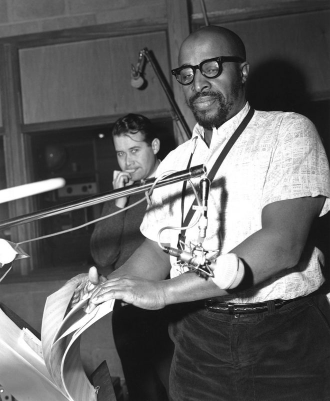 Bob Thiele and Yusef Lateef