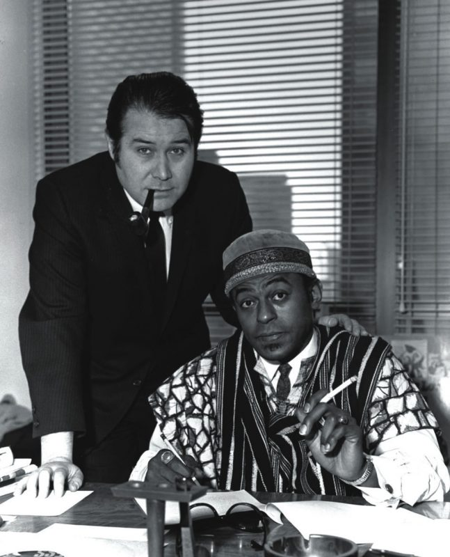 Bob Thiele signs Archie Shepp to an Impulse contract in 1964