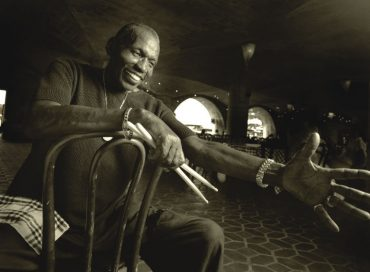 Elvin Jones: At This Point In Time