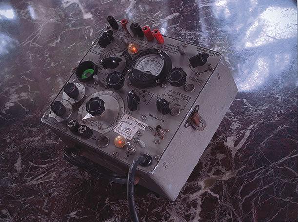 White-noise generator, 1964