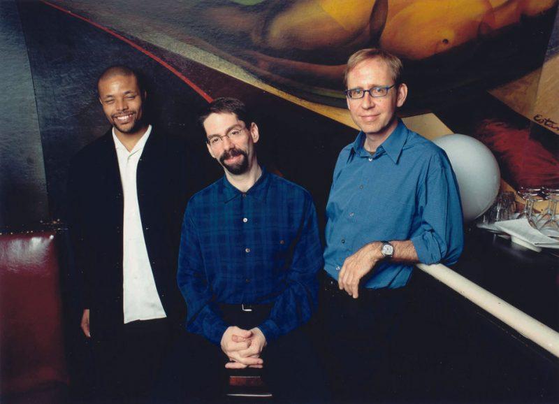 Nasheet Waits, Fred Hersch and Drew Gress