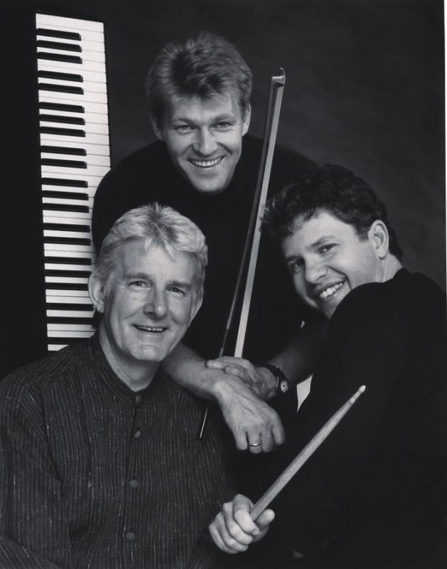 Bill Mays, Martin Wind and Matt Wilson