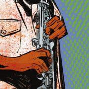 Wayne Shorter illustration image 0