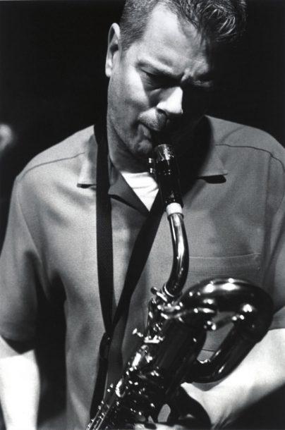Ken Vandermark (photo: Joel Wanek)