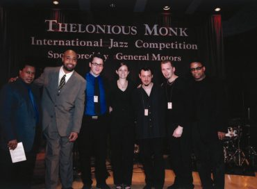 Andre Hayward Wins 2003 Monk Competition