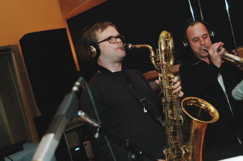 Briggan Krauss and Steven Bernstein
