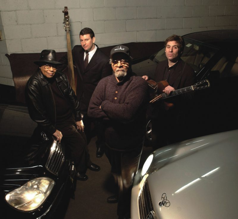 L to R: Richard Wyands, John Webber, Jimmy Cobb, Peter Bernstein