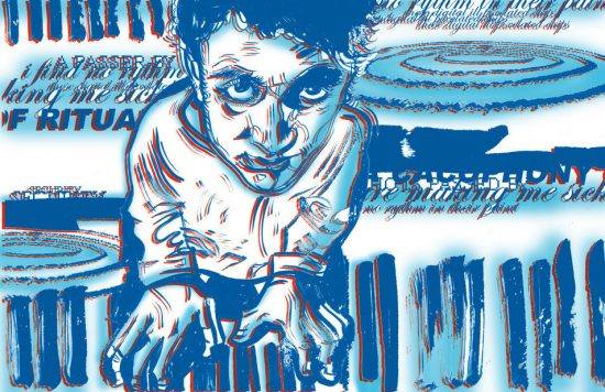 illustration of Vijay Iyer image 0