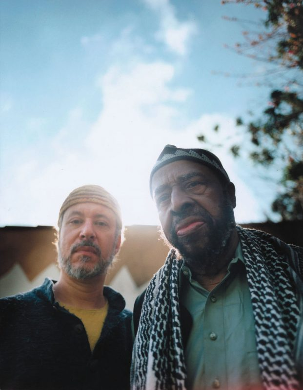 Adam Rudolph and Yusef Lateef