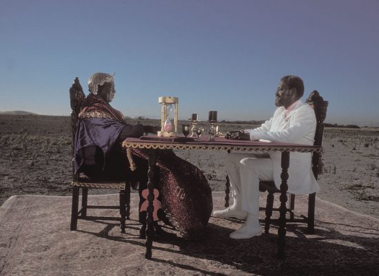 Sun Ra in Space is the Place image 0