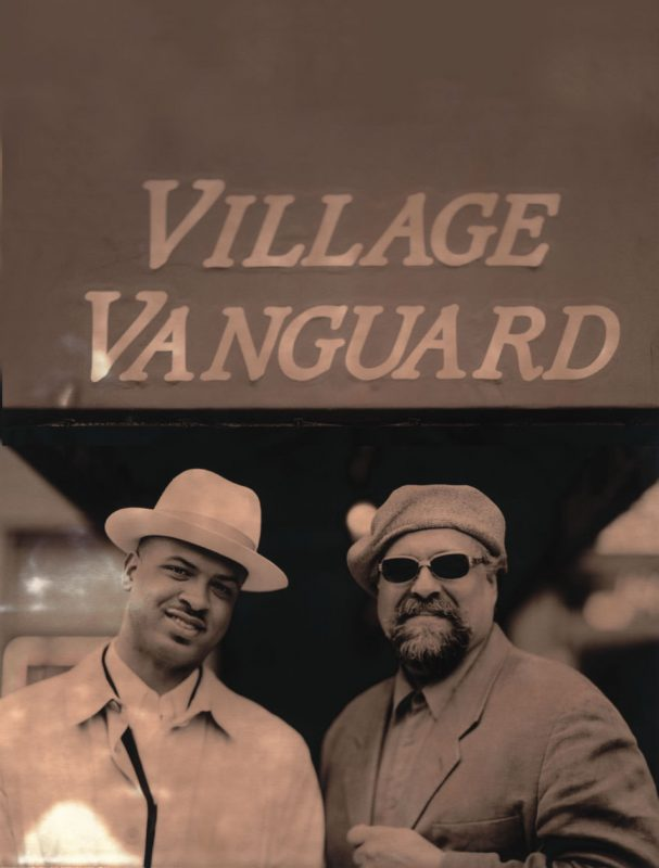 Jason Moran and Joe Lovano