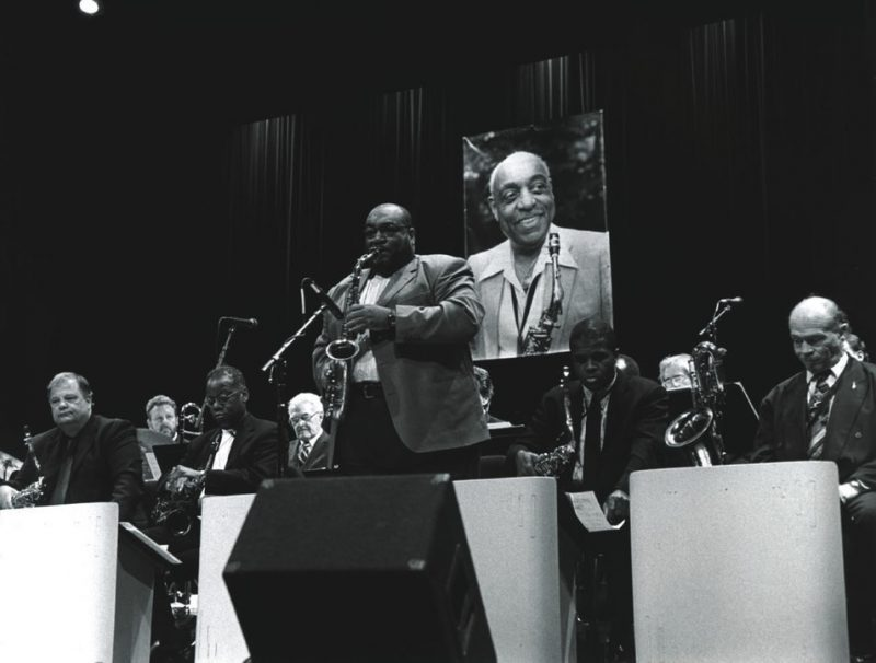 A tribute to Benny Carter
