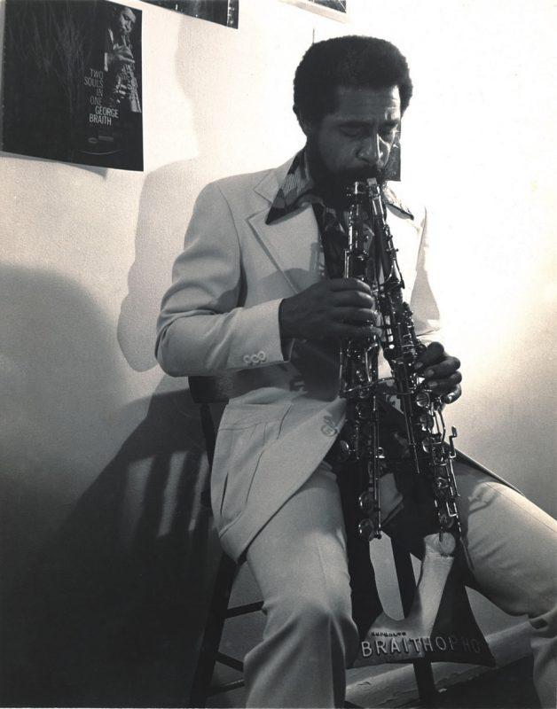 George Braith, 1977
