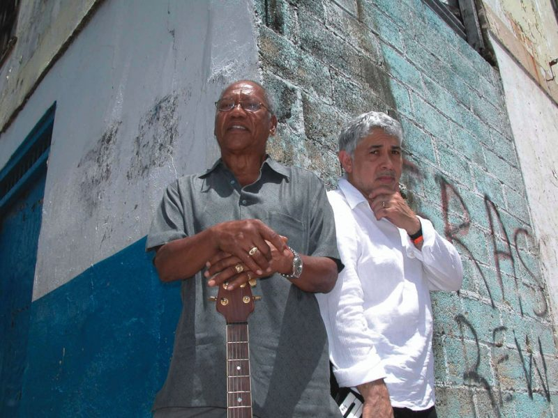Ernest Ranglin and Monty Alexander