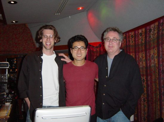 Jason Wormer (engineer), Jeff Kashiwa and Jason Miles image 0