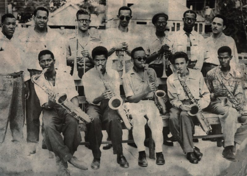 Jamaica All Stars circa 1947 or 1948