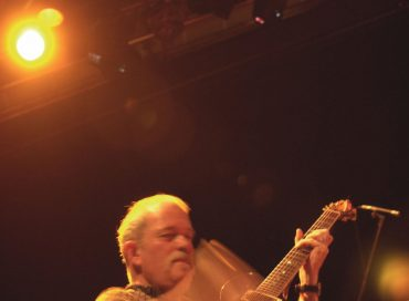 John Abercrombie: Out of the Ashes