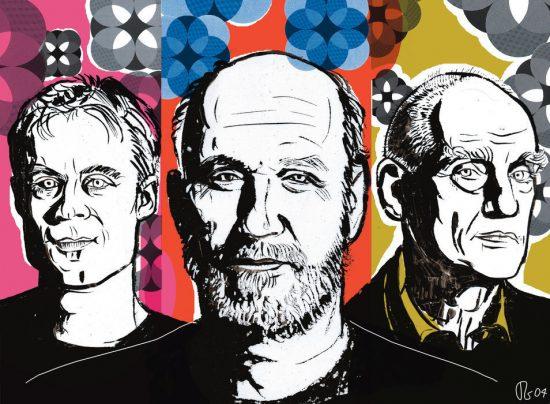 John Scofield Trio image 0