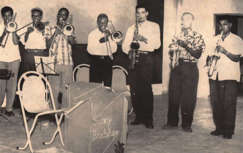 Late 50's all star band