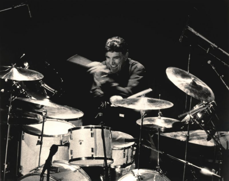 Wild Thing: Louie Bellson in an undated promotional photo from Remo