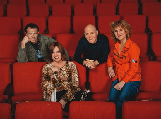 Manhattan Transfer: Alan Paul, Cheryl Bentyne, Tim Hauser and Janis Siegel image 0