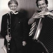 Michel Portal and Richard Galliano image 0
