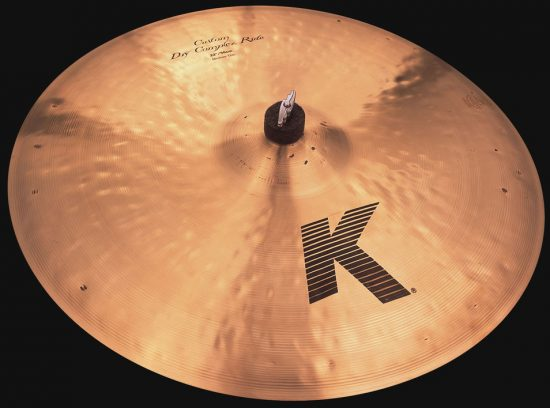 K Custom Dry Complex Ride Cymbals image 0