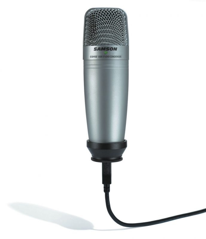 Samson CO1U Microphone