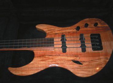 B.Bo Butterbass Fretless Bass Guitar