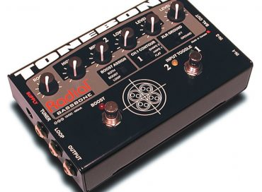 Radial Engineering Bassbone Pedal