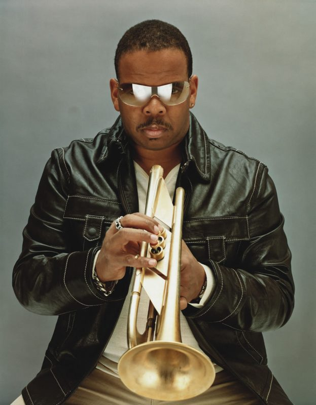 Terence Blanchard (photo by Nitin Vadukul)