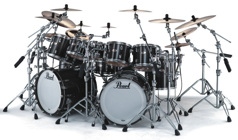 Pearl Reference Series Drums