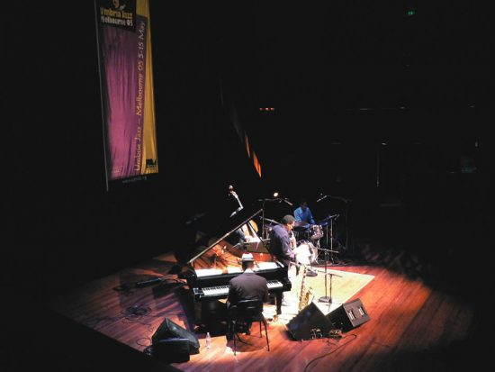 Wayne Shorter Quartet with Jason Moran at Umbria Jazz Melbourne 05 image 0
