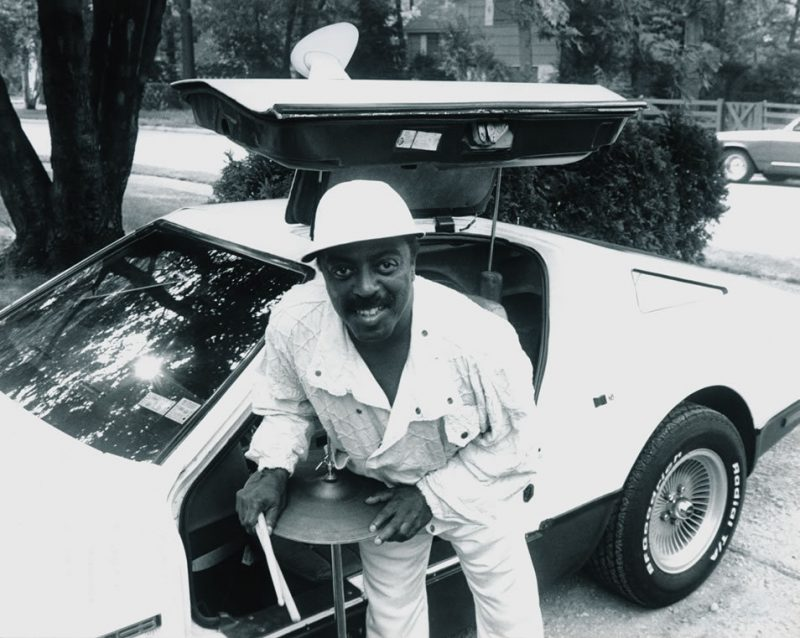 Roy Haynes in 1985