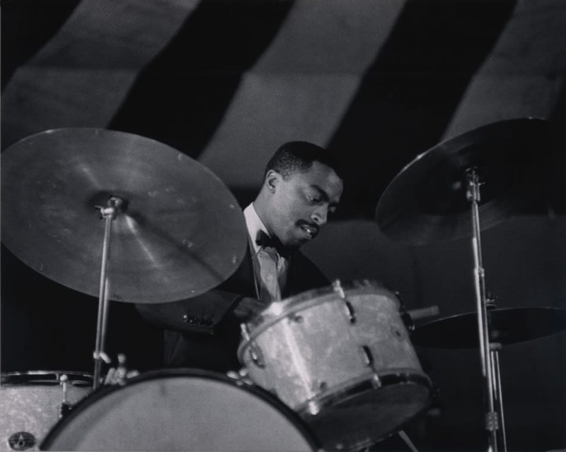 Roy Haynes in 1956