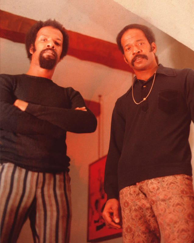 Fonce and Larry Mizell of the Mizell Brothers
