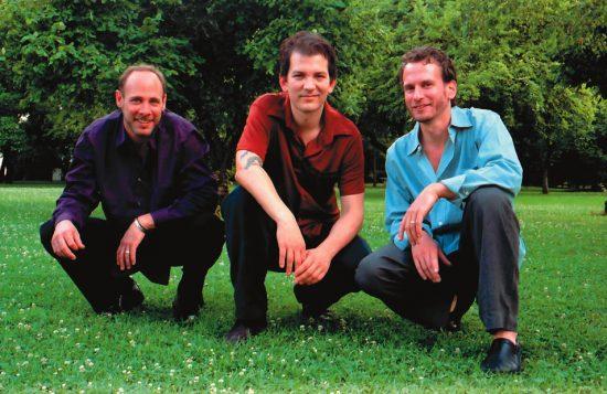 Jeff Ballard, Brad Medhldau and Larry Grenadier image 0