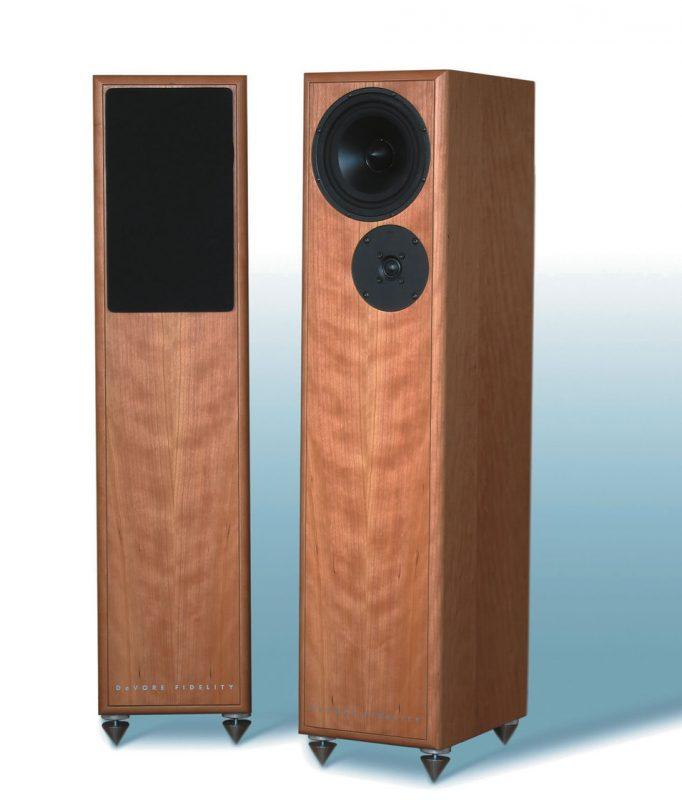 Gibbon Super 8 speakers