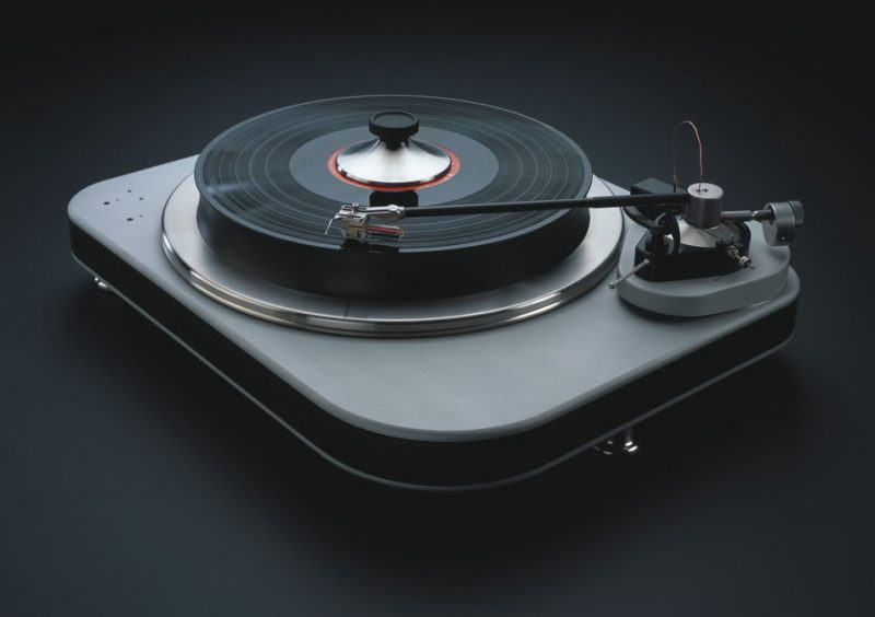 Spiral Grove SG1 turntable
